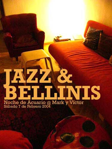 Invitacion a Jazz & Bellinis